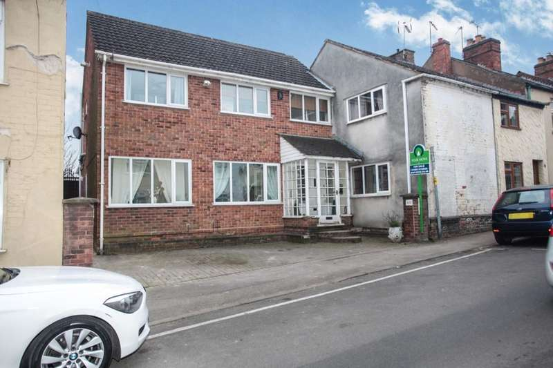3 Bedrooms Semi Detached House for sale in Chapel Street, Barwell, Leicester, LE9