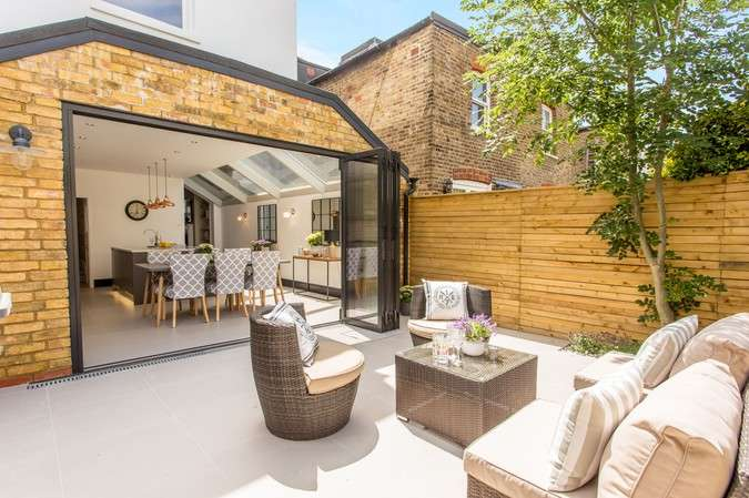 4 Bedrooms Terraced House for sale in Balfern Grove, Chiswick