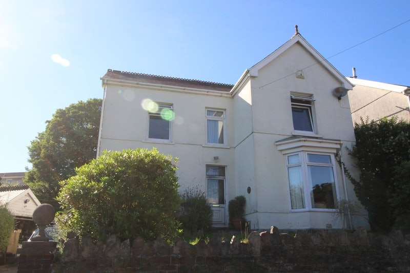 4 Bedrooms Detached House for sale in Plas cadwgan road, Swansea, Swansea, SA6