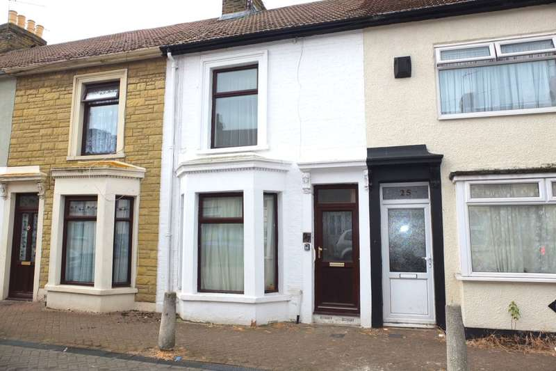 3 Bedrooms Property for sale in Unity Street, Sheerness, ME12