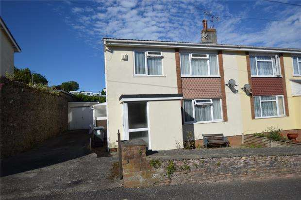 3 Bedrooms Semi Detached House for sale in Burton Place, Brixham, Devon