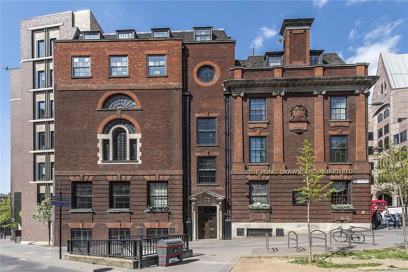 2 Bedrooms Flat for sale in 26-27 Great Tower Street, City Of London, EC3R