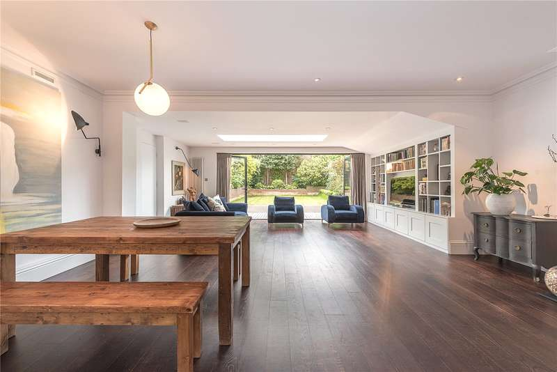 4 Bedrooms Semi Detached House for sale in Hornsey Lane Gardens, Highgate, London, N6