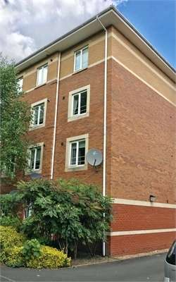 2 Bedrooms Flat for sale in 22 The Moorings, Hockley, Birmingham, West Midlands