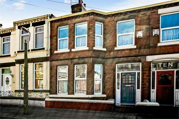 3 Bedrooms Terraced House for sale in Abergele Road, Liverpool, Merseyside