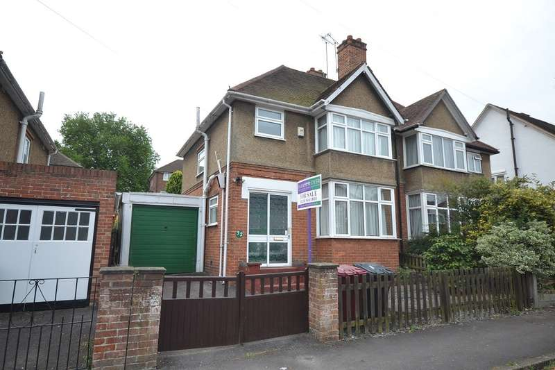 3 Bedrooms Semi Detached House for sale in Reading