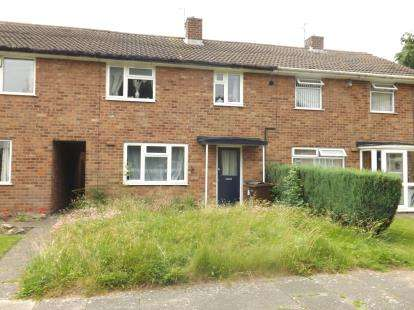 3 Bedrooms Terraced House for sale in Arlescote Road, Solihull, West Midlands