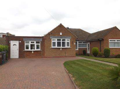 2 Bedrooms Bungalow for sale in Langley Rise, Solihull, West Midlands