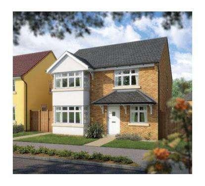 4 Bedrooms Detached House for sale in Wincanton, Somerset