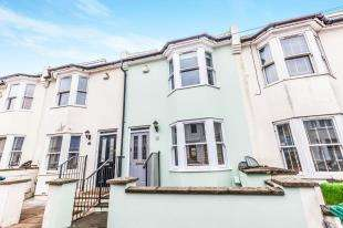 3 Bedrooms Terraced House for sale in Hanover Terrace, Brighton, East Sussex