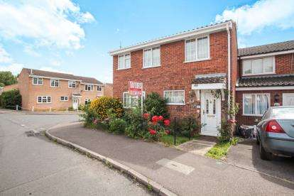 3 Bedrooms End Of Terrace House for sale in Berkeley Square, Hemel Hempstead, Hertfordshire, .