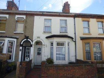 2 Bedrooms Terraced House for sale in St. Leonards Road, Far Cotton, Northampton, Northamptonshire
