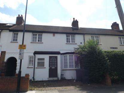 2 Bedrooms Terraced House for sale in Rivulet Road, Tottenham, Haringey, London