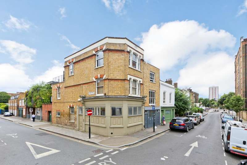 2 Bedrooms Flat for sale in Old South Lambeth Road, London SW8