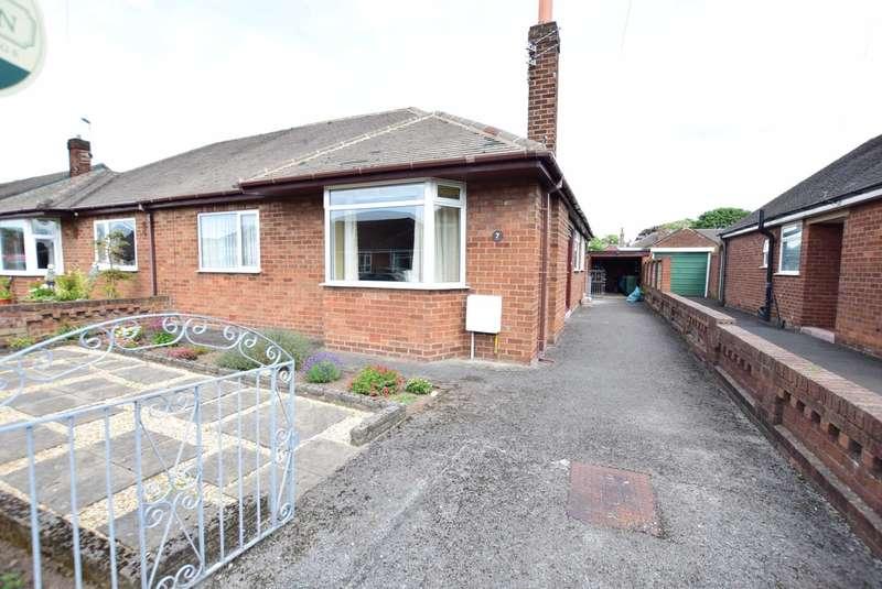 3 Bedrooms Semi Detached Bungalow for sale in St. Johns Avenue, Kirkham
