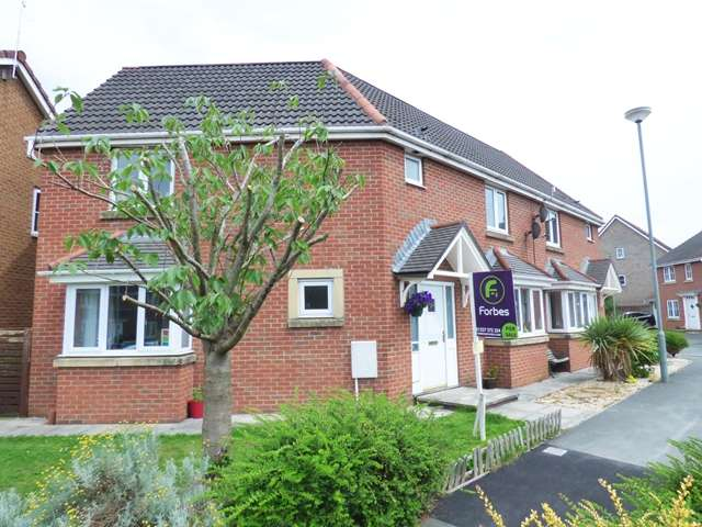3 Bedrooms Semi Detached House for sale in Marine Crescent, Buckshaw Village, PR7