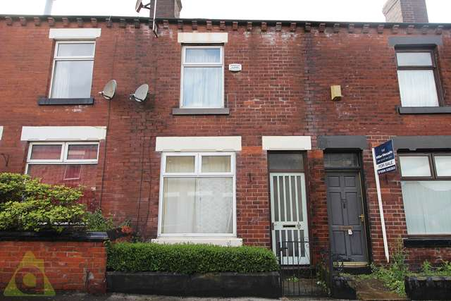 2 Bedrooms Terraced House for sale in Cloister Street, Smithills BL1 3JX