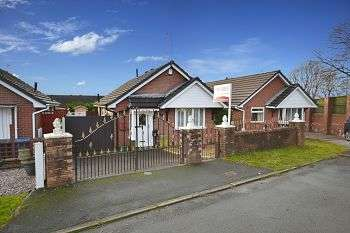 2 Bedrooms Bungalow for sale in Farriers Croft, Beech Hill, Wigan, WN6 7SH