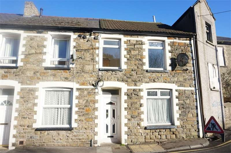 2 Bedrooms Terraced House for sale in Castle Street, ABERTILLERY, NP13