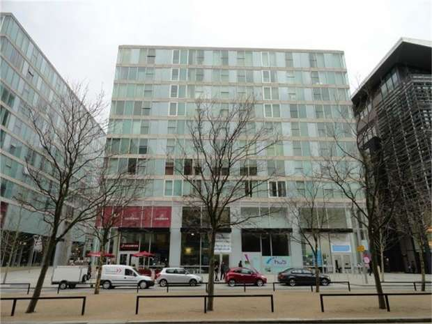 2 Bedrooms Flat for sale in Brooklyn House, The Hub, Rillaton Walk, Central Milton Keynes, Buckinghamshire