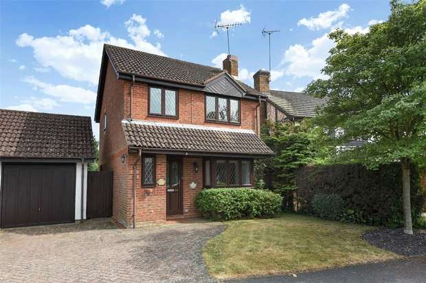 3 Bedrooms Detached House for sale in Thorn Close, WOKINGHAM, Berkshire