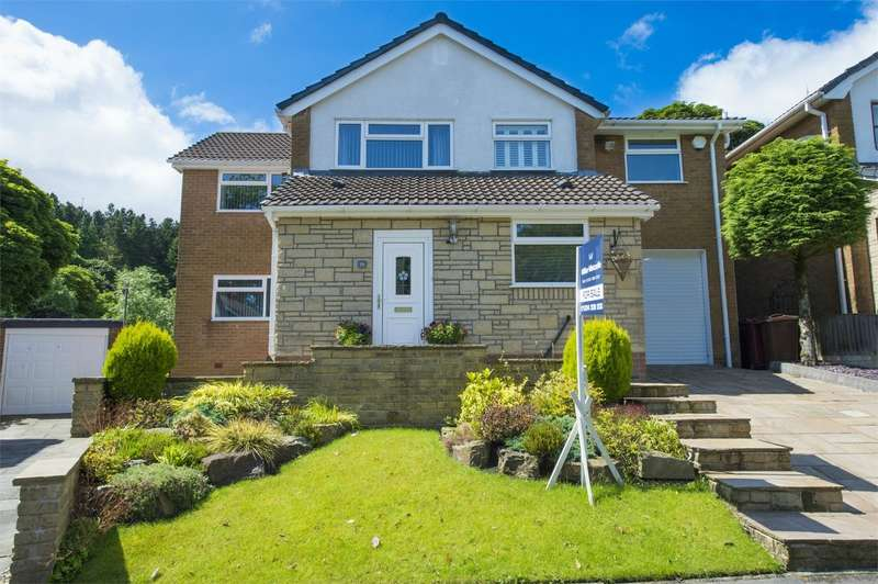 5 Bedrooms Detached House for sale in Maria Square, Belmont, Bolton, Lancashire