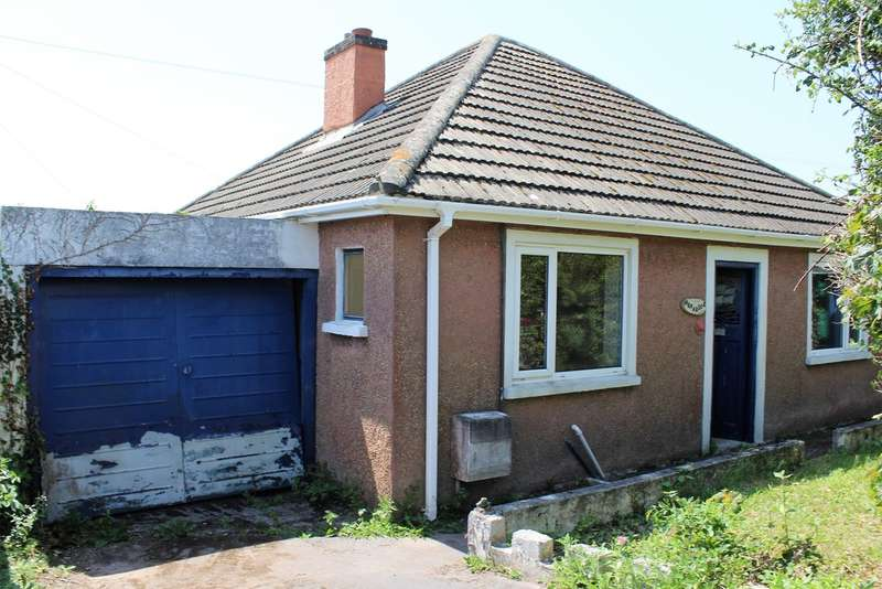 3 Bedrooms Detached Bungalow for sale in Colliers Close, Wembury, Devon
