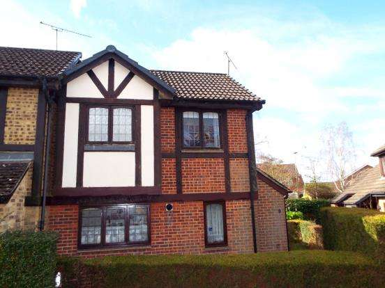 End Of Terrace House for sale in Yateley