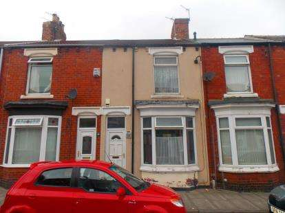 2 Bedrooms Terraced House for sale in Athol Street, Middlesbrough