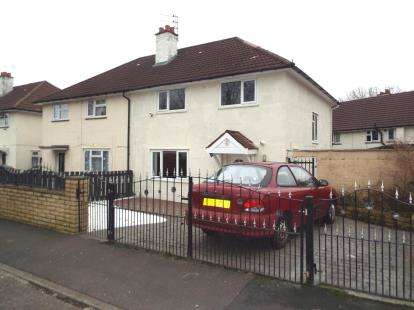 4 Bedrooms Semi Detached House for sale in Stanhope Road, Salford, Greater Manchester