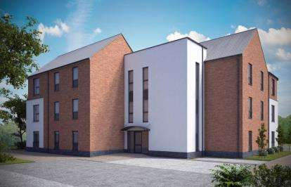 2 Bedrooms Flat for sale in Belgrave Riverside, 108b Ross Walk, Leicester