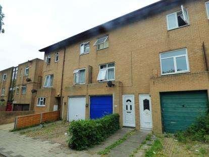 3 Bedrooms Terraced House for sale in Veryan Place, Fishermead, Milton Keynes