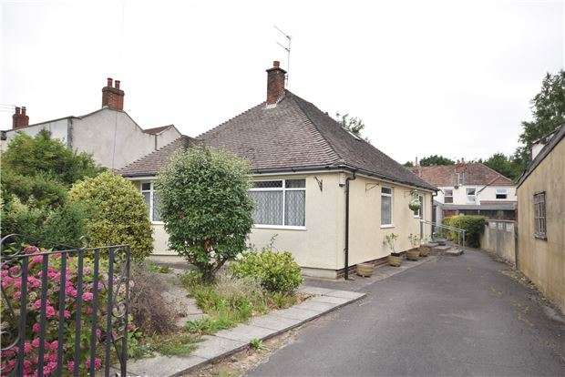 2 Bedrooms Detached Bungalow for sale in Brook Road, Fishponds, BRISTOL, BS16 3SQ