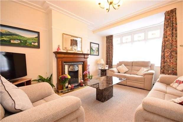 3 Bedrooms Semi Detached House for sale in Vassall Road, Fishponds, Bristol, BS16 2LQ