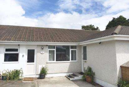 4 Bedrooms Bungalow for sale in Carharrack, Redruth, Cornwall