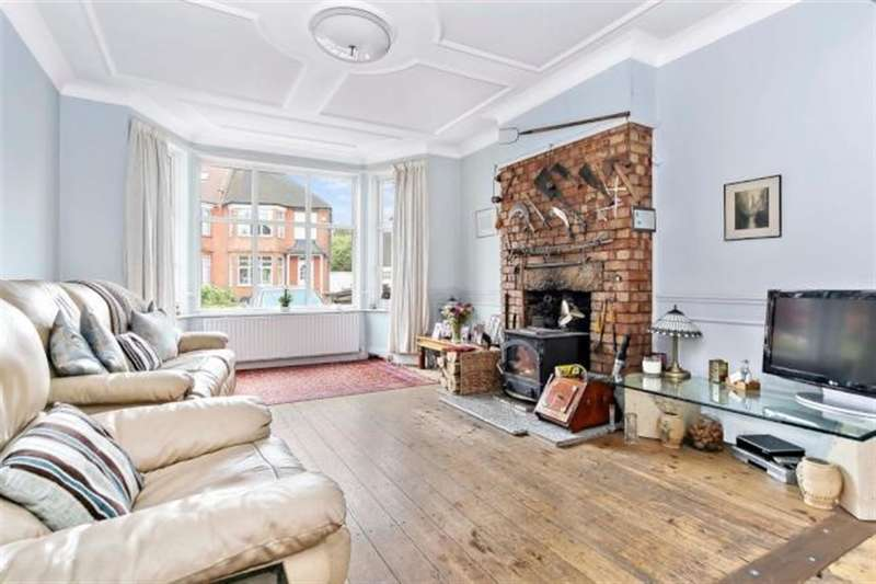 4 Bedrooms Semi Detached House for sale in Amery Gardens, Willesden, NW10 3AH