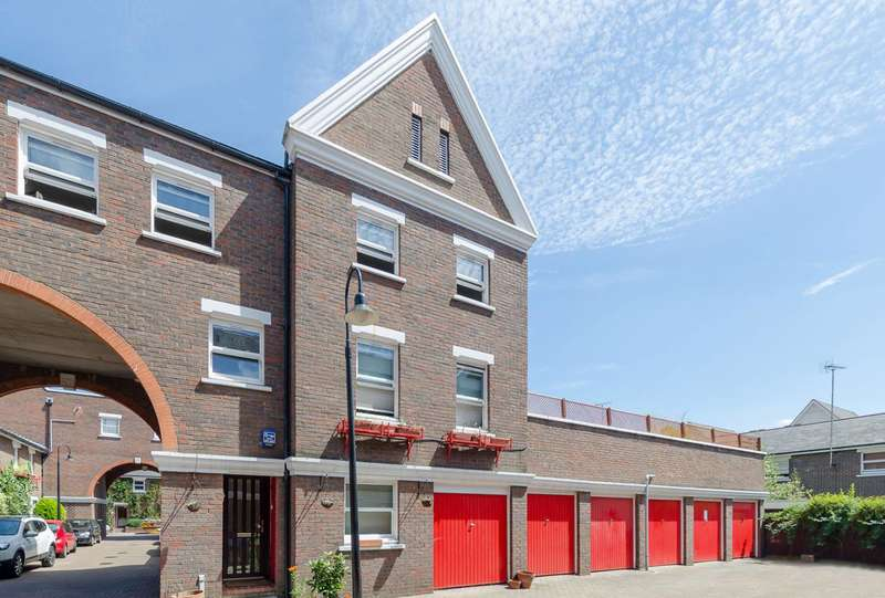 4 Bedrooms House for sale in Lockesfield Place, Tower Hamlets, E14