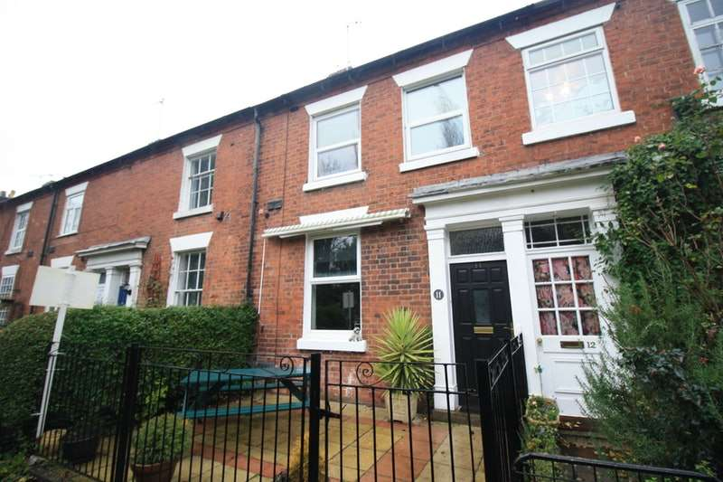 3 Bedrooms Terraced House for sale in Chapel Terrace, Stafford, Staffordshire, ST16