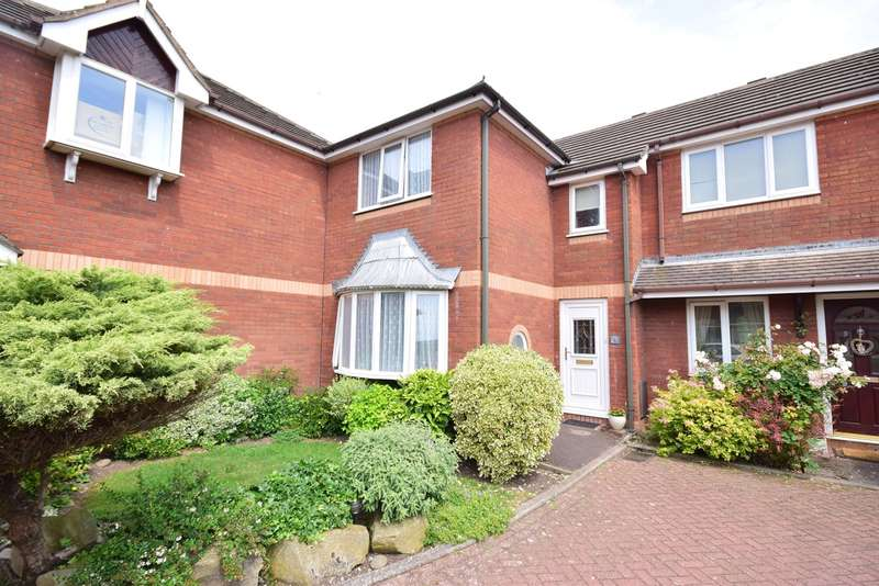 2 Bedrooms Terraced House for sale in Meadowcroft, Lytham St Annes, FY8