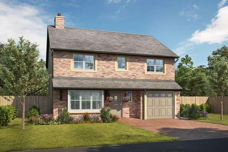 4 Bedrooms Detached House for sale in Darlington Road, Middleton St. George, Darlington, DL2