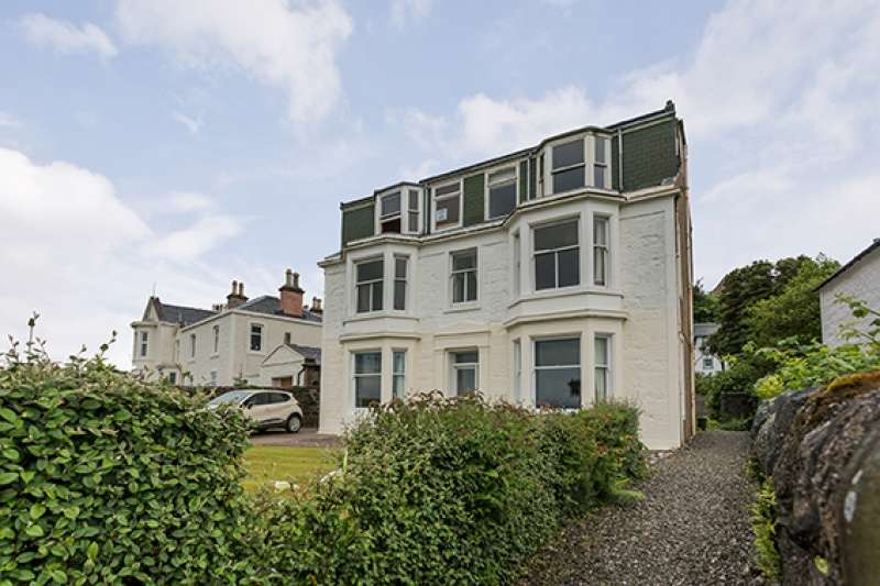 1 Bedroom Flat for sale in 2 Craigmore Road, Craigmore, Rothesay Isle of Bute, Argyll & Bute, PA20 9LB