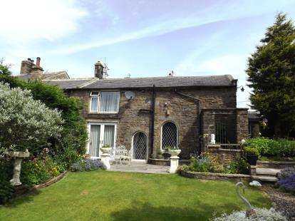 4 Bedrooms Link Detached House for sale in Greenhow Hill, Harrogate, North Yorkshire