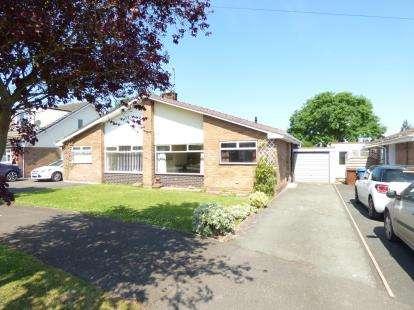 2 Bedrooms Bungalow for sale in Twemlow Close, Derrington, Stafford