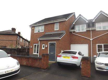 3 Bedrooms Semi Detached House for sale in Sandhurst Street, Warrington, Cheshire