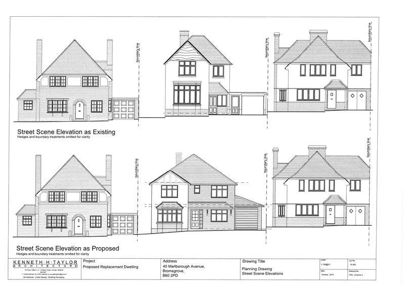 4 Bedrooms Plot Commercial for sale in Marlborough Avenue, Bromsgrove