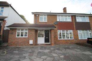4 Bedrooms Semi Detached House for sale in St. Johns Road, Sidcup, Kent, .