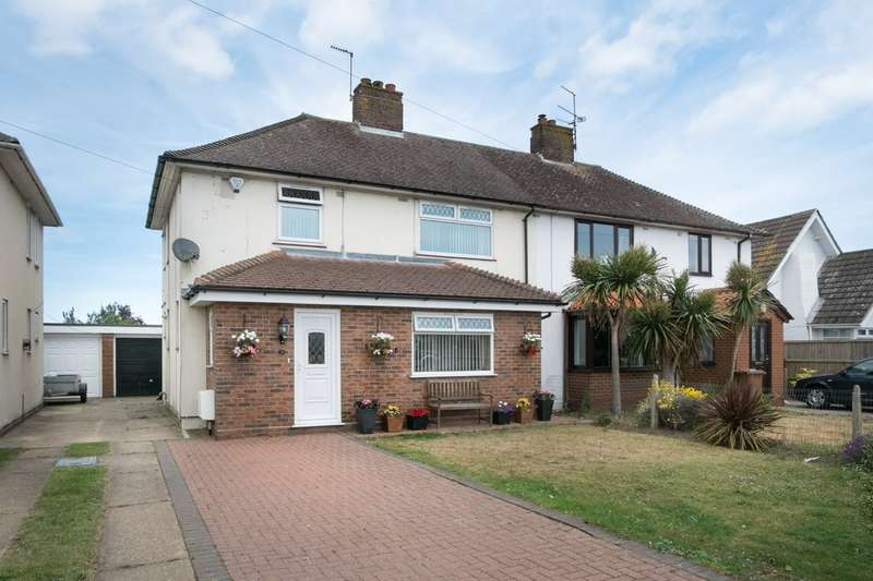 3 Bedrooms Semi Detached House for sale in Jellicoe Road, Great Yarmouth