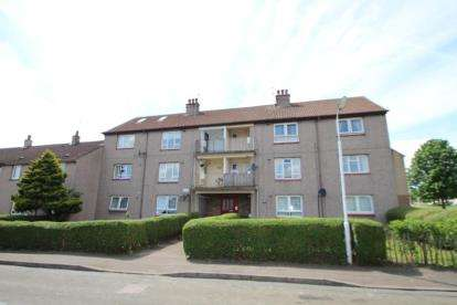 3 Bedrooms Flat for sale in Sidlaw Street, Kirkcaldy