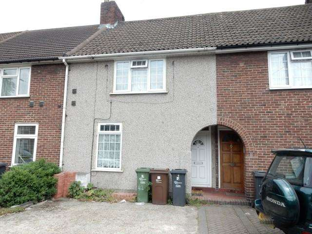 3 Bedrooms Terraced House for sale in Lodge Avenue, Dagenham, Essex, RM9 4QD