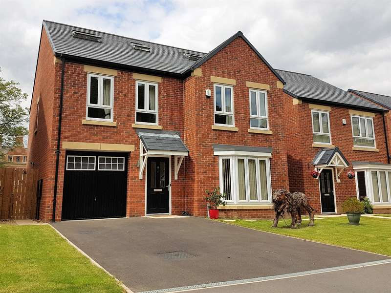 6 Bedrooms Detached House for sale in Hustlers Way, The Grounds Of Acklam Hall, Middlesbrough, TS5 7DT